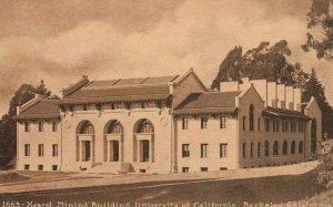 BERKELEY, California, 00-10s; Hearst Mining Building, University of California