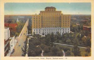 B5116 Hotel Regina Saskatchewan