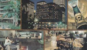MONTREAL, Quebec, Canada, 1987; Hotel Meridien, 5-views