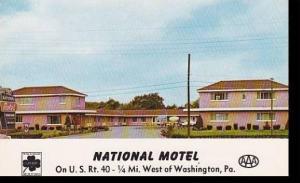 Pennsylvania Wshington National Motel