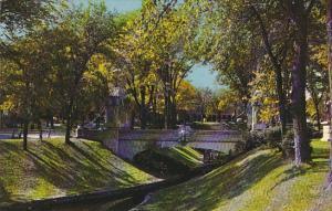 Canada Bridge Of The Rosaries Quebec