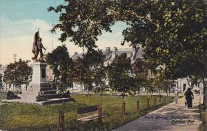 Scenic view,  South African Monument,  Quebec,  Canada,  PU_1917