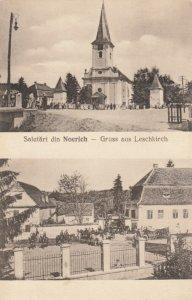 Salutari din Nocrich - Gruss aus Leschkirch, Romania, 00-10s