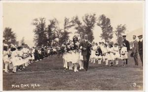 RP;  May Day 1924 Festival Presentation, British Columbia, Canada, 10-20s