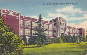 Senior High School Gastonia North Carolina