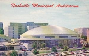 Nashville Municipal Auditorium Nashville Tennessee