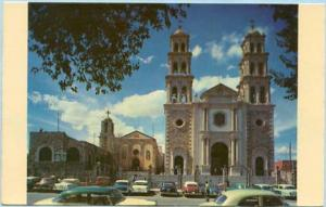 Mexico - Juarez. Cathedral of Juarez City & Mission of Our Lady of Guadalupe