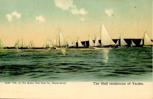 MA - The Hull Rendezvous of Yachts