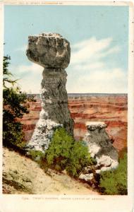 AZ - Grand Canyon National Park. Thor's Hammer