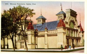 UT - Ogden. Mormon Tabernacle