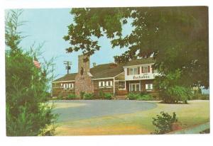 Tuckahoe Inn Marmora NJ Hotel Postcard Beesley's Point