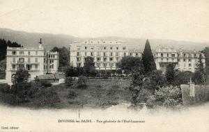 France - Divonne-les-Bains. General View