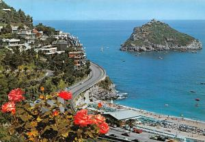 Italy Riviera Delle Palme Spotorno Torre del mare Bergeggi Island