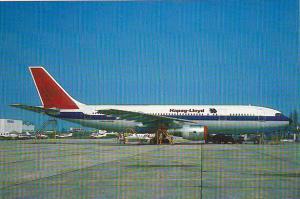 Hapag Lloyd Airbus A300-B4-203