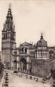 RP, The Cathedral, General View, Toledo, Spain, 1920-1940s