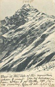 Summit of Ben Lomond - Wakatipu N.Z.