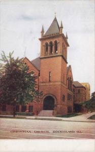 Illinois Rock Island Christian Church
