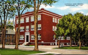 Pennsylvania Johnstown Catholic High School