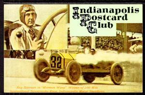 Car,Indianapolis Postcard Show BIN