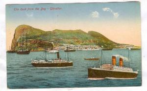 Ocean Liners, Bay view, Gibraltar, 00-10s