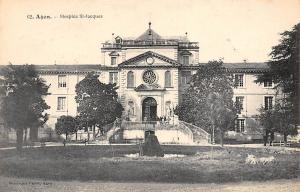 France Agen - Hospice St-Jacques