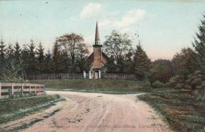 BRANTFORD , Ontario , PU-1908 ; Old Mohawk Church, Erected 1785