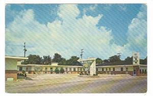 The Town House Motel, Corbin, Kentucky,    PU-1961