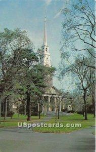 Memorial Chapel at Harvard University Cambridge, MA
