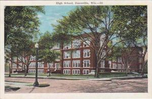 Wisconsin Janesville High School