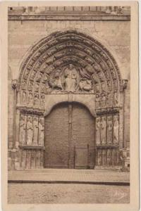 Porte de la Cathedrale, Angers, Maine et Loire, France 1900-10s