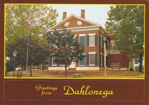 Georgia Dahlonega Gold Museum