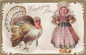 THANKSGIVING : Turkey & Dutch Girl , 00-10s