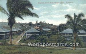 Panama Panama Empire from Disbursing Office