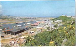 Airport Angra do Heroismo Ilha Terceira, Acores, Azores, Chrome