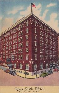 Massachusetts Holyoke Roger Smith Hotel
