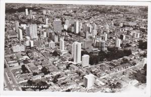 Brasil Sao Paulo Aerial View Real Photo