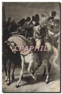 Old Postcard Museum of Versailles Napoleon Tilsit