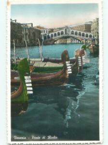 old rppc NICE VIEW Venezia - Venice Italy i3039