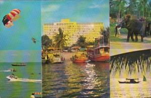 Thailand Cholburi Pattaya Beach The Regent Pattaya Hotel