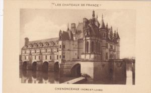 CHENONCEAUX, Indre Et Loire, France, 1900-1910´s; Les Chateaux De France