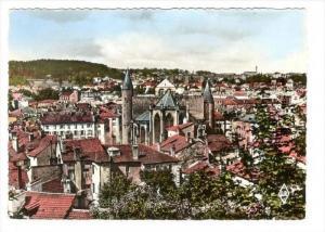 RP, Castelbouc, Vue Generale, Gorges Du Tarn (Lozere), France, 1930-50s