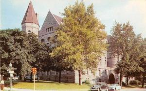 Richmond Indiana Court House Vintage Postcard J52338