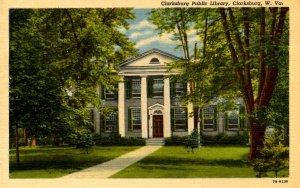 WV - Clarksburg. Clarksburg Public Library