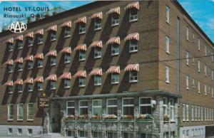 H/Motel St-Louis , Rimouski , Quebec , Canada , 1989