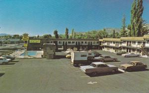 Best Western Trailside Inn, Swimming Pool, Carson City, Nevada, 1940-1960s
