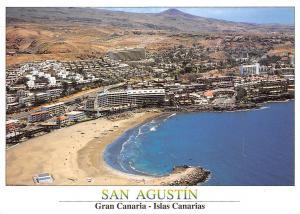 Spain San Agustin Gran Canaria Islas Canarias Vista Aerea