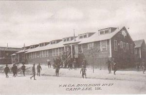 Y.M.C.A. Building #57, Camp Lee, Virginia, 00-10s