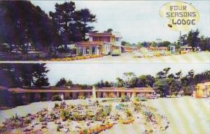 Four Seasons Lodge Pacific Grove California