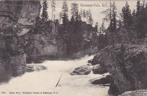 Shuswap Falls, B.C., Canada, PU_1908