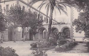 Algeria Alger Hopital du Dey Vue Interieure
